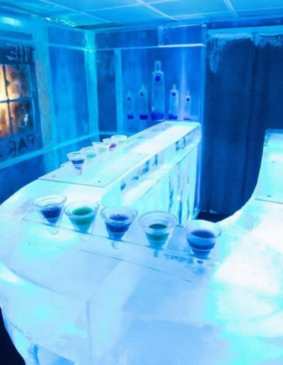 icydrink kube hotel paris